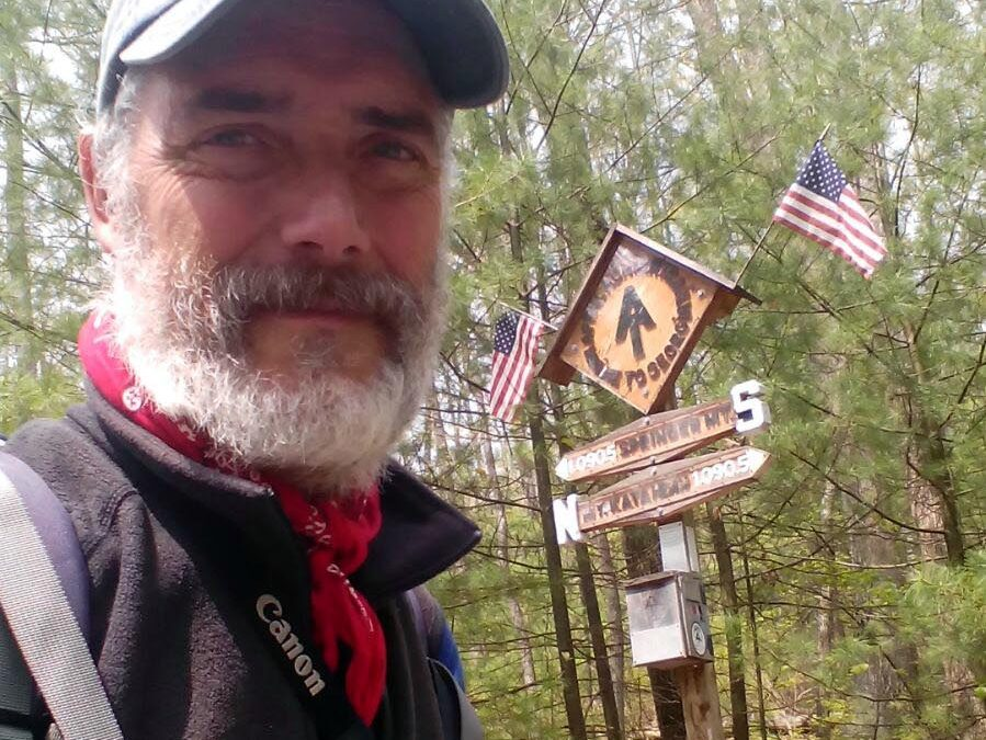Appalachian Trail (23) – Mid Point. A Medio Camino